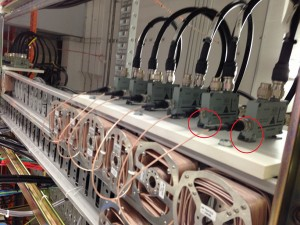 Terminations, Loads & Mounting Brackets